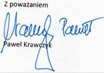 Autograf_podpis_P_Krawczyk